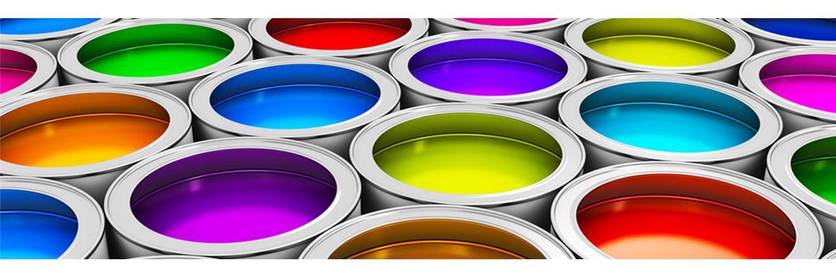 Индустриални бои