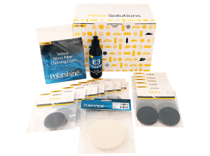 Mirka-glass sanding kit