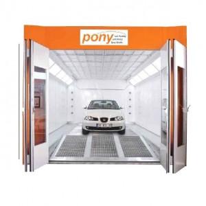 Pony- Spray booth